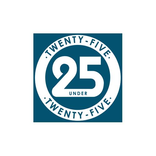 25 UNDER 25 CLASS OF 2016   DECEMBER, 2015