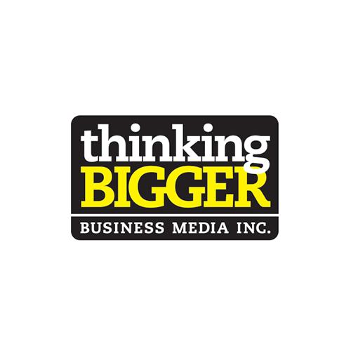 THINKING BIGGER BUSINESS MAGAZINE   JANUARY, 2014
