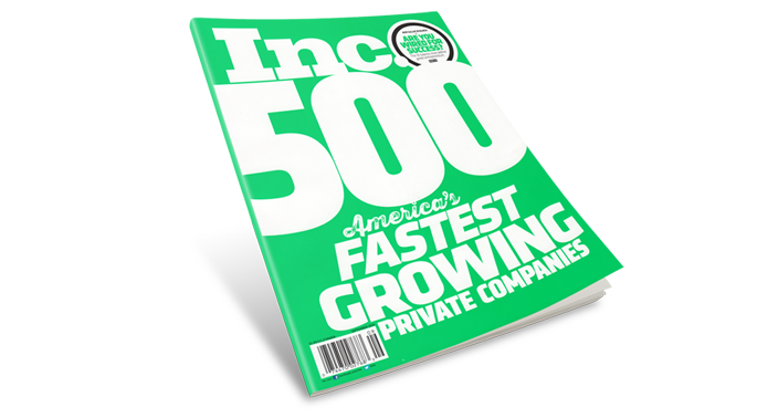 Inc. Magazine | The Fastest Growing Companies in America
