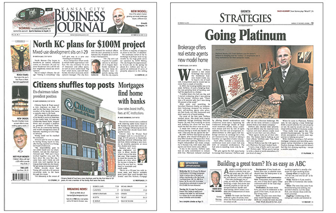 Kansas City Business Journal | Featured Article