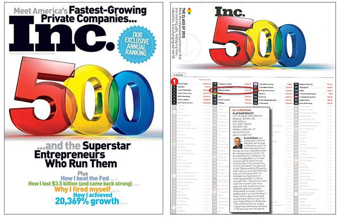 Inc. Magazine | Fastest-Growing Private Companies in America