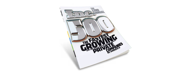 Inc. Magazine | The Fastest Growing Private Companies in America